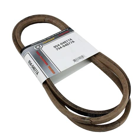 Troy Bilt Bronco Deck Belt by Oem Deck Belt For Troy Bilt Tb2450 Bronco Mowers W