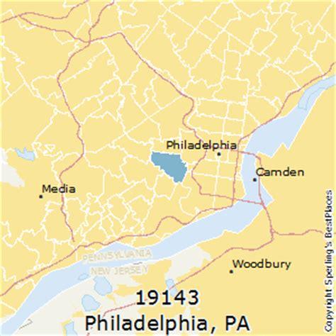 places    philadelphia zip  pennsylvania