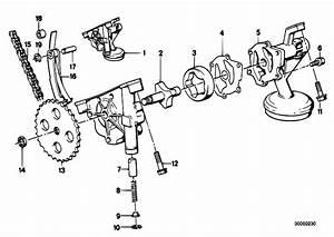 Original Parts For E32 730i M30 Sedan    Engine