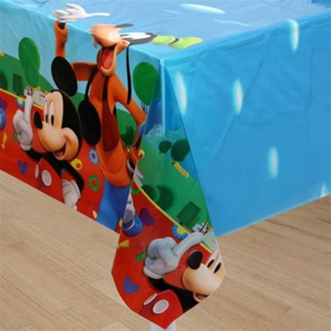 Mickey Mouse Clubhouse Table Cover Sophie 39 S First