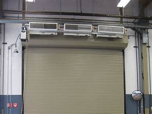 Air Curtain And Fly Fan Repair And Installation