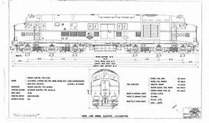 18222  Main Line Diesel Electric Locomotive