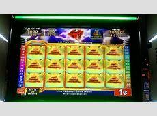 Konami Gaming Electrifying Riches Slot Bonus Jackpot
