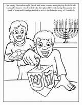 Hanukkah Coloring Pages Printable Books Chanukah Dreidel Personalized Menorah Bestcoloringpagesforkids Gelt Preschool Hannukah Jewish Dreidle Getcolorings Happy sketch template