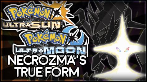 necrozma ultra form pok 233 mon ultra sun and ultra moon necrozma s true form