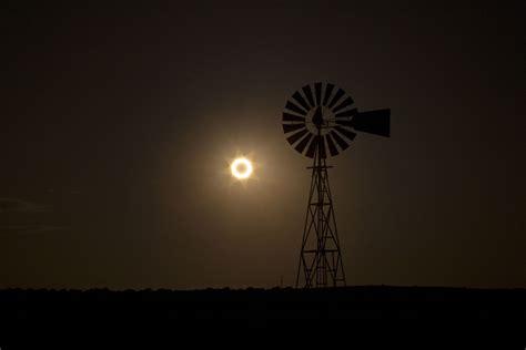 Sundays Solar Eclipse Burned Burned Burned Like A Ring