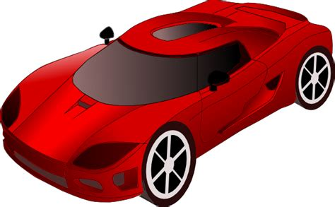 Cars Clipart Sports Car Clip At Clker Vector Clip