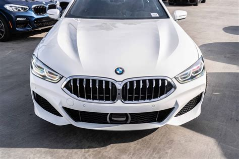 Research the 2020 bmw 8 series m850i xdrive with our expert reviews and ratings. New BMW M850i Coupe looks stunning in Alpine White
