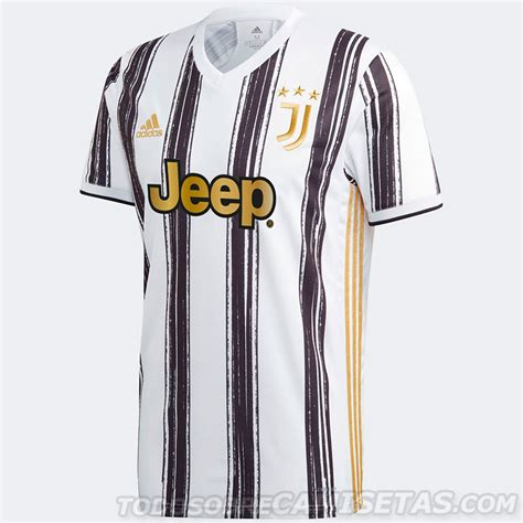 Juventus 2020-21 adidas Home Kit - Todo Sobre Camisetas