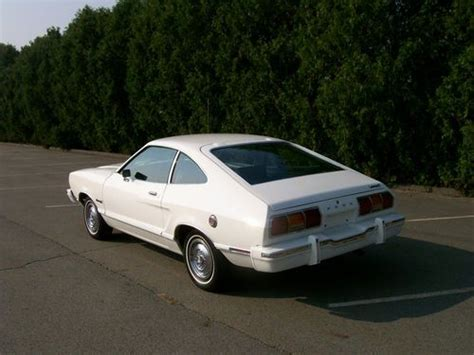 find   ford mustang ii  carbondale pennsylvania