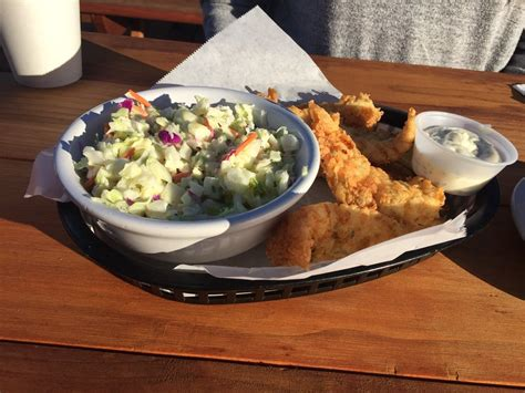 The Boat Fish And Chips Coos Bay by 5 Pc Fish And Slaw Yelp