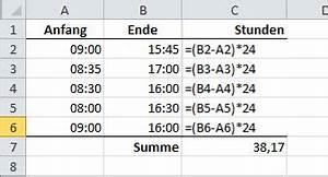 Datumsdifferenz Berechnen : excel uhrzeit differenz in stunden energie und baumaschinen ~ Themetempest.com Abrechnung