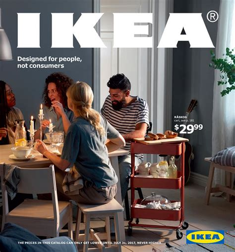 ikeas  catalog popsugar home