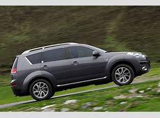 Citroen CCrosser 2007 Car Review Honest John