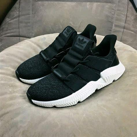 Harga Adidas Prophere jual sepatu adidas prophere black white di lapak