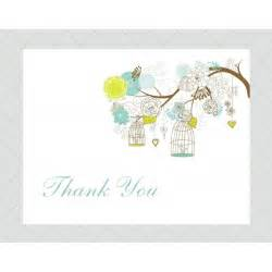 bridesmaid thank you cards wedding thank you cards style 433 whimsicalprints
