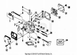 Poulan 8510 Gas Saw Parts Diagram For Carburetor Breakdown