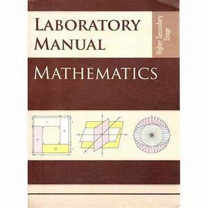 Ncert Mathematic Laboratory Manual For Class 12