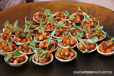 canape pumpkin simon food favourites kwong 39 s oxfam fair trade