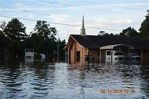 Pray for these flood-damaged churches - Baptist Message