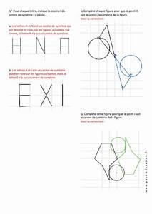 La Centrale Alphabet : centre de sym trie sym trie centrale 5 me exercices corrig s g om trie pass education ~ Maxctalentgroup.com Avis de Voitures