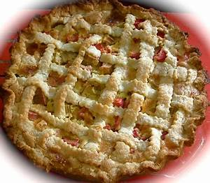 Rhubarb Custard Pie – A Recipe to be Reckoned With ...