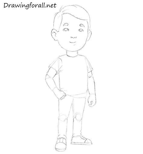 draw  man  kids drawingforallnet
