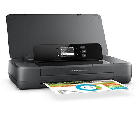 hp officejet 200 series mobile printers hp 174 official site