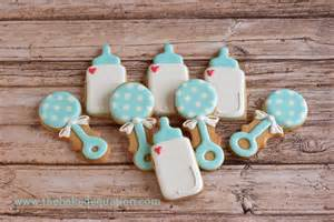 Baby Shower Cookies Ideas by Baby Shower Cookies The Baked Equation Phoenix