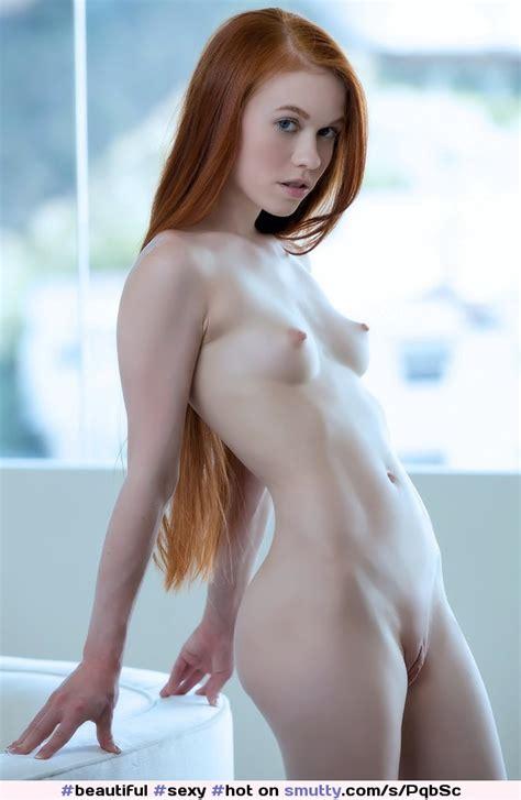 Beautiful Sexy Hot Redhead Foxy Naked Babe Small