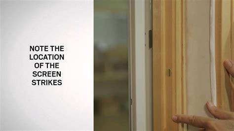 replacing  stops  andersen  series   series casement windows youtube