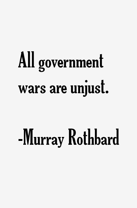 rothbard state quotes