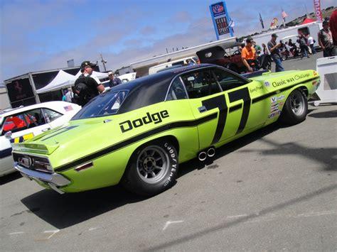 Race Dodge Challenger by Stuff 2010 Monterey Motorsports Reunion Leblanc S