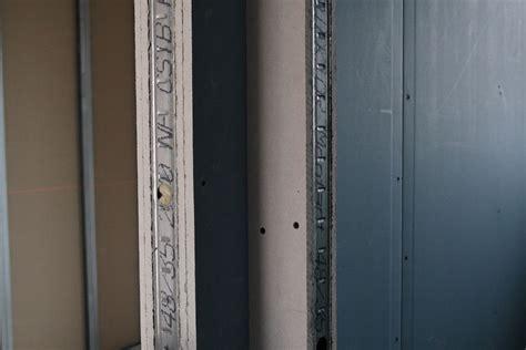isolation phonique entre 2 chambres porte pour cloison 100mm et question plafond placo 5