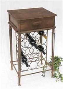 Schrank Metall Holz : weinregal schrank 88cm 13933 flaschenst nder metall holz flaschenhalter regal kaufen bei ~ Indierocktalk.com Haus und Dekorationen