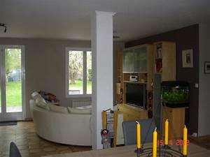 Attrayant changement porte d entree 13 salonsalle 224 for Exceptional peindre un escalier en bois 13 salonsalle 224 manger peinture 2 couleurs