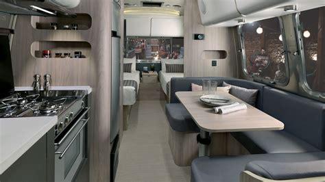 iconic airstream camper trailer   luxury getaway  wheel