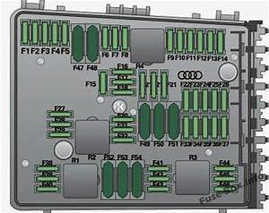 Fuse Box Diagram  U0026gt  Audi A3    S3  8p  2008