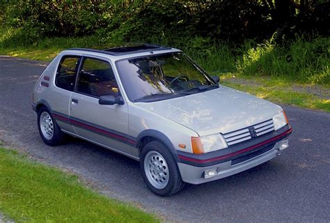 Peugeot 205 Gti by 1990 Peugeot 205 Gti 1 9 For Sale On Bat Auctions Sold