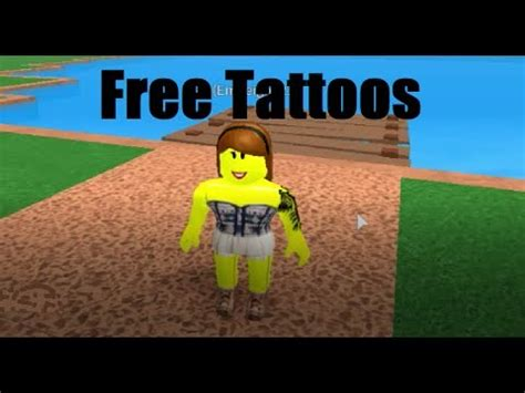 tattoos  roblox roblox high school