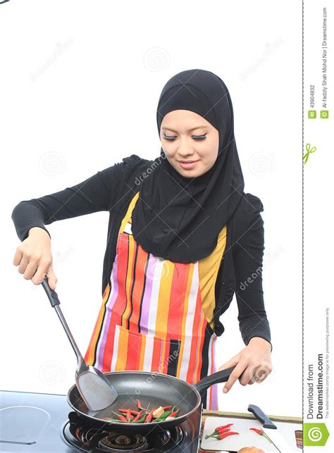 muslimah concept stock photo image