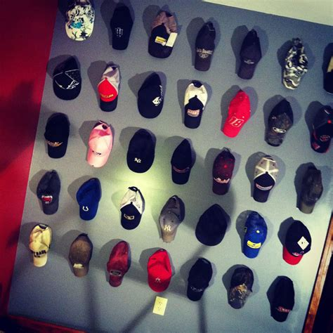 hat rack wall best 25 wall hat racks ideas on baseball hat