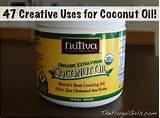 Coconut Oil Uses Photos