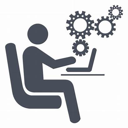 Operations Management Operational Clipart Business Icon Operation