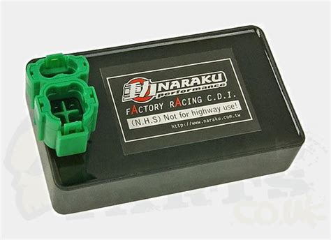 naraku racing derestricted cdi kymco 4 stroke pedparts uk