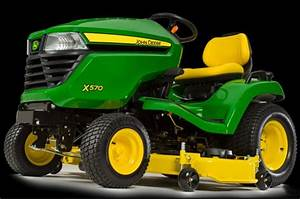2017 John Deere X500 Lawn Tractors Complete Guide With