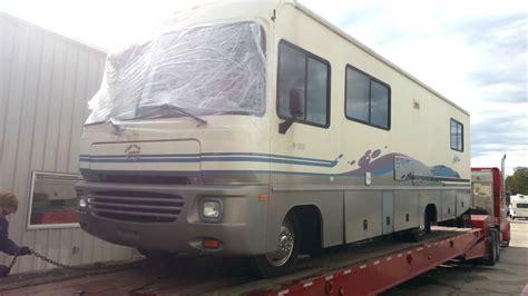 MOTORHOME SALVAGE GA – Salvage motorhomes for sale | Bryan Auto Mobile