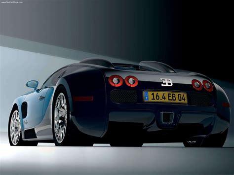 Bugatti EB 164 Veyron picture # 05 of 15, Rear Angle, MY ...