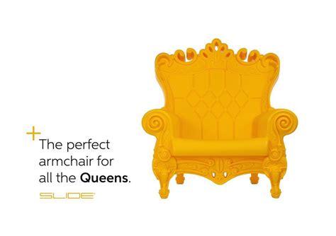 Poltrona Queen Of Love Slide Sd Que100