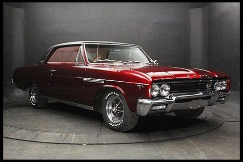 1965 Buick Skylark Gs by 1965 Buick Skylark Gs Cars
